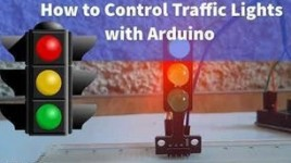 How to Control Traffic Lights using Arduino
