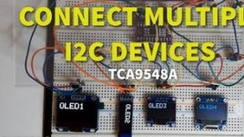Arduino Connect Multiple I2C Devices