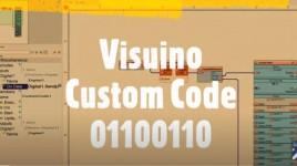 How to use Visuino Custom Code – Part2