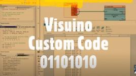 How to use Visuino Custom Code – Part6
