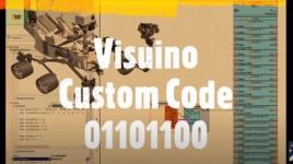 How to use Visuino Custom Code – Part8