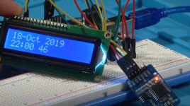 Arduino Time and Date Tutorial-DS3231 and I2C LCD with Code
