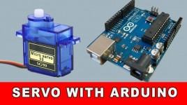 Easy Way to Control Servo Motor With Arduino